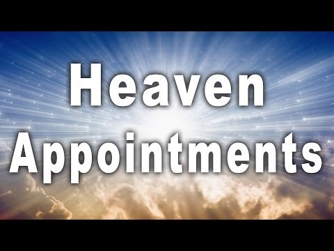 Heaven Appointments | Dr. Reggie Anderson | It's Supernatural with Sid Roth