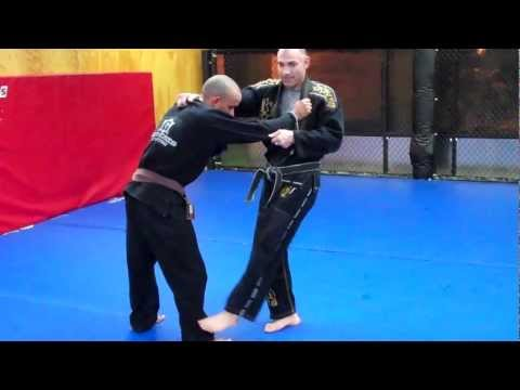 Setting up Foot Sweeps (Ashi Harai) - Throws for Judo & BJJ - Ironside MMA Image 1