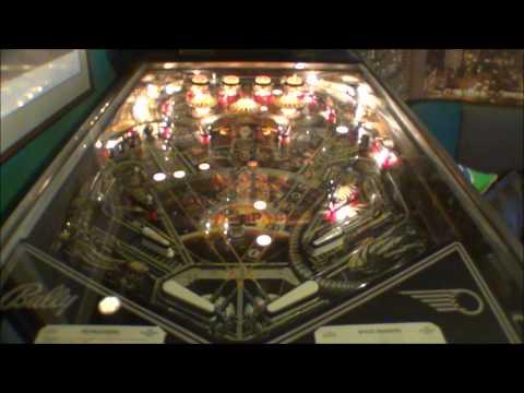 1979 Bally Space Invaders Pinball Machine