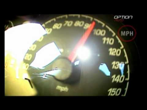 190 km/h en Tesla Roadster (Option Auto)