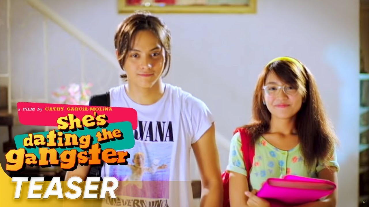 summary story of shes dating the gangster movie