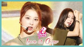 [HOT] Rocket Punch  - Love Is Over,  로켓펀치 - Love Is Over   Show Music core 20190921