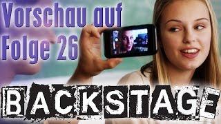 Vorschau auf Folge 26 - BACKSTAGE || Disney Channel