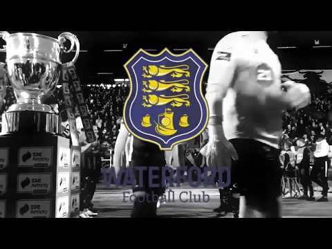Waterford FC 4-1 UCC AFC - RSC - EA Sports Cup 26-3-18