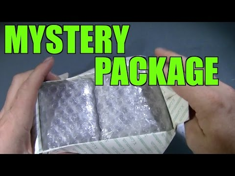 Mystery Hand Mod Unboxing + Collection!!