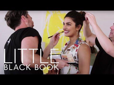 Priyanka Chopra's Hair and Makeup Guide   Little Black Book   Harper's BAZAAR