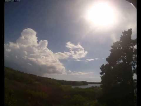 Cloud Camera 2015-08-19: Pasco Energy and Marine Center