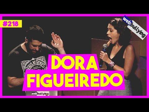 WEBBULLYING #218 - DORA FIGUEIREDO (São Paulo, SP) Vídeos de zueiras e brincadeiras: zuera, video clips, brincadeiras, pegadinhas, lançamentos, vídeos, sustos