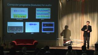 The Future of Robotics and Artificial Intelligence (Andrew Ng, Stanford University, STAN 2011)