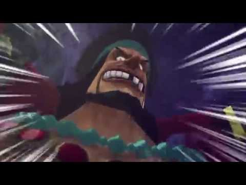 One Piece: Pirate Warriors 3 - Official Trailer 5 video