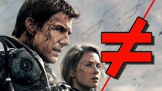 Edge of Tomorrow/All You Need is Kill - What