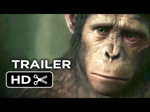 Dawn Of The Planet Of The Apes Official Trailer #3 (2014) - Andy Serkis, Keri Russell Movie HD