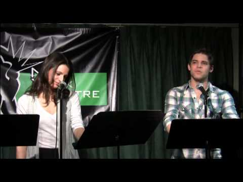 SNAPSHOT IN MY MEMORY sung by JACKIE BURNS and JEREMY JORDAN
