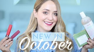 New In: OCTOBER | Fleur De Force