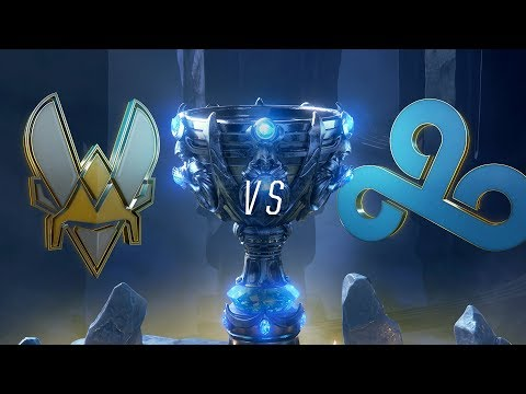 VIT vs C9 | Worlds Group Stage Day 2 | Team Vitality vs Cloud9 (2018)