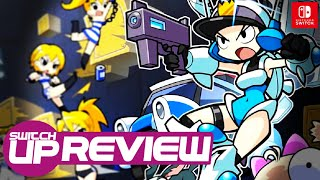 Mighty Switch Force Collection Review (Nintendo Switch)
