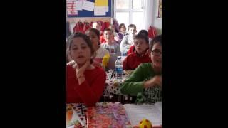 Silivri Çeltik İlkokulu 4/A Sınıfı Küçük Fidan