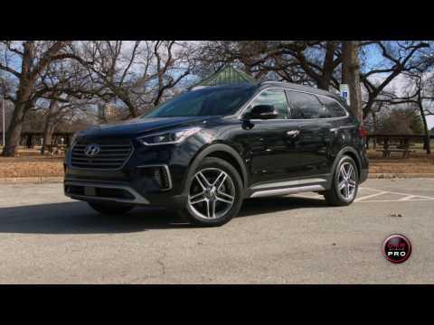 2017 Hyundai Santa Fe Test Drive and Review