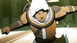 Assassin's Creed Origins Animation Trailer