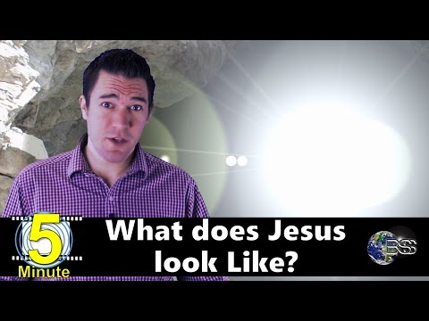 What Does Jesus Look Like  - 5 Minute Bible Study