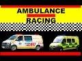 YouTube: ambulancias compite por llegar primero a accidente (VIDEO) - Noticias de muere ahogado