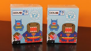 DC DOMO - MYSTERY MINIS BLIND BOX UNBOXING
