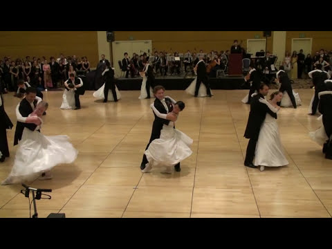 Stanford Viennese Ball 2009 Opening Committee Waltz