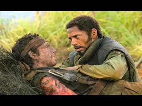 Tropic Thunder - Dozens Protest at  Tropic Thunder  Premiere