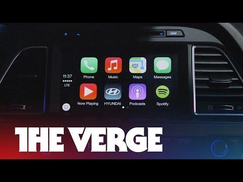 Apple CarPlay hands-on