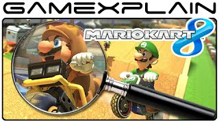 Mario Kart 8 Analysis - Excitebike Arena DLC Trailer (Secrets & Hidden Details)