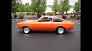 1975 Chevy Vega Street Rod - SOLD!