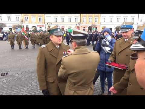 Narodowe Święto Niepodległości W Lublinie