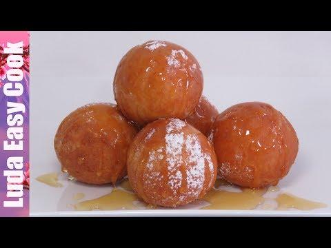 ТВОРОЖНЫЕ ПОНЧИКИ Шарики Вкусный Домашний Рецепт НА ЗАВТРАК | Donuts Recipe video LudaEasyCook