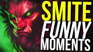 CERNUNNOS IS THE GOD OF PENETRATION! (Smite Funny Moments)