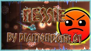 Nessie (By Diamondgirl01) [All Coins] | Geometry Dash 2.11