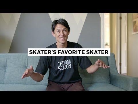 Skater's Favorite Skater: Cairo Foster