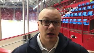 Rantakoneen Valmentajalämmöllä Juuso Hahl