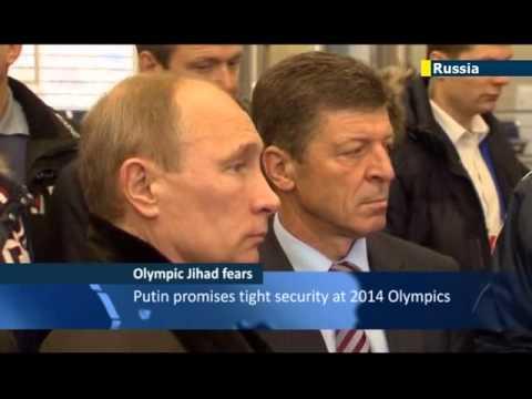 Islamists target Russia's 2014 Sochi Olympics: Doku Umarov pledges Jihad on Winter Olympics