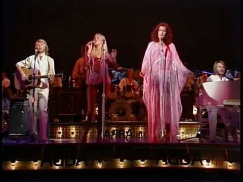 ABBA SOS - Live vocals (Japanese TV '78) Enhanced Audio HD