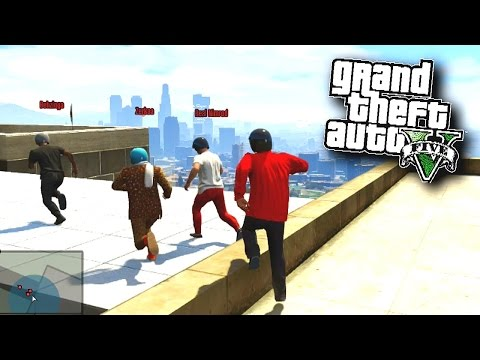 GTA 5 Funny Moments #118 With The Sidemen (GTA V Online Funny Moments)