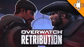 Overwatch Retribution *LEGENDARY* Difficulty Gameplay! INSANELY HARD!