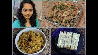 Simple & Quick Recipes | lazy గా ఉన్నప్పుడు నేను చేసే recipes | Laundry Day | Telugu Vlog