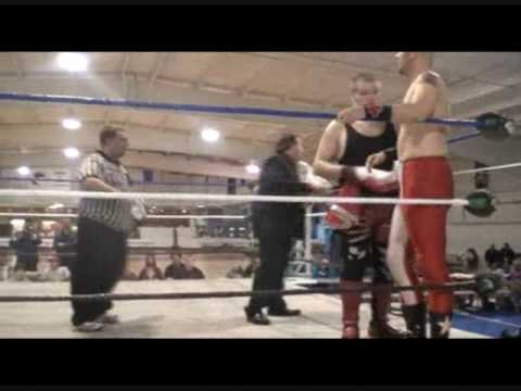 The Canadian Hit Squad vs The Fun Loving Criminals vs Cadillac Jones & Blacktop Bandit pt 1