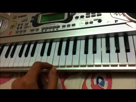 Aadat Juda Hoke Bhi Piano Tutorial