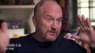 Louis C.K. on Charlie Rose (04/25/2016) - PART 1/4