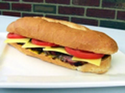 Simple Roast Beef Roll Recipe