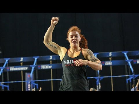 CrossFit Games Update: West - End of Day 1