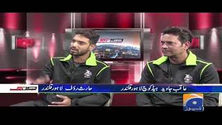 Capital Talk - Why Did Haris Rauf Brake The Stadiums Gate?