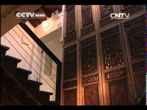 Old building in Shanghai shows potential of new energy - CCTV News International