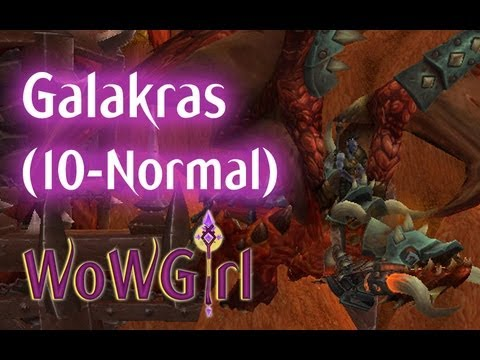 Cerco A Orgrimmar - Galakras - Wow video